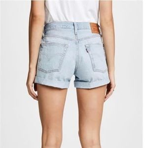 Levi's 501 Cuff Shorts